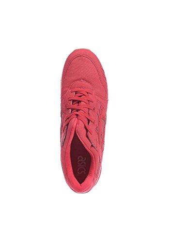 AsicsGel-lyte Iii - Scarpe da Ginnastica Basse Unisex adulti Rosso (Red (Classic Red/Classic Red 2323))