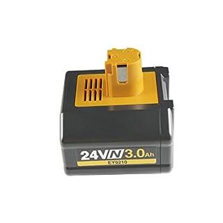 Aboutbatteries 267567Nickel Metal Hydride 3000mAh 24V Rechargeable Battery–Battery/rechargeable battery (3000mAh, Nickel Metal Hydride, 24V, black, yellow, 1pc (S))