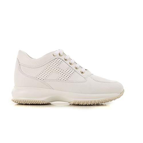 Hogan Sneakers Donna Hxw00n00e30i9hb003 Pelle Bianco