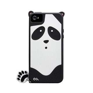 Case-Mate CM022448 Xing Creatures Case für Apple iPhone 5 schwarz