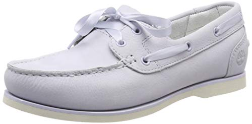 Classic Timberland Damen Ice Boat 71p38 Eu Unlined BootschuheHellblauarctic by7f6g