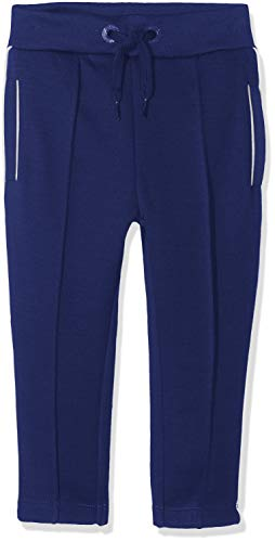 NAME IT Baby-Jungen NMMKIBO SWEAT PANT UNB Hose, Blau (Blue Depths), (Herstellergröße: 98)