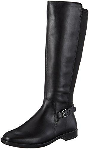 ECCO Damen Shape M 15 Stiefel, Schwarz Black, 39 EU