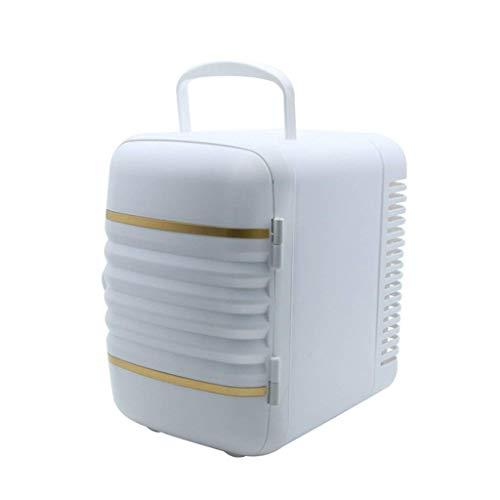 4L Auto Kühlschrank, Mini kleinen tragbaren Gefrierschrank im Freien Schlafsaal kleinen Kühlschrank Auto mit Heizung und Kühlbox - 4 Badezimmer-eitelkeit