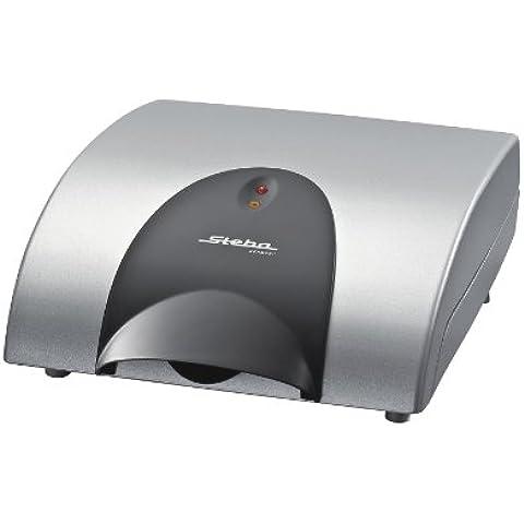 Steba SG 40, 1200 W, 350 x 270 x 120 mm, Plata, Acero inoxidable - Sandwichera