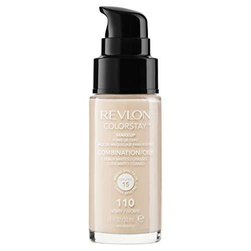 Revlon ColorStay Makeup for Combi/Oily Skin Ivory 110, 1er Pack (1 x 30 g)