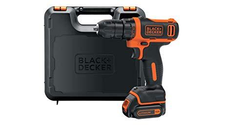 Black+Decker BDCDD12K (10,8 V / 1,5 Ah / 5-teilig)