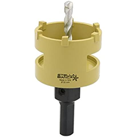 Frese a tazza per edilizia standard, per la foratura di materiali edili Ø (Cono Gambo Lungo)