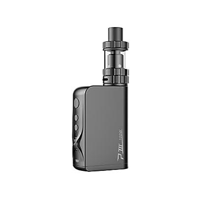 Vaptio P3 P-III Gear 100W 3000mAh Electronic Cigarette Starter Kit, No E Liquid No Nicotine e-Cigarette Vape kit by Vaptio