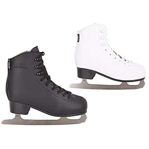 Schlittschuhe Eiskunstlauf # Kunstlauf Eiskunstlaufschuhe gefüttert Klassisch EIS Sport Eislaufen Damen & Herren NF8565
