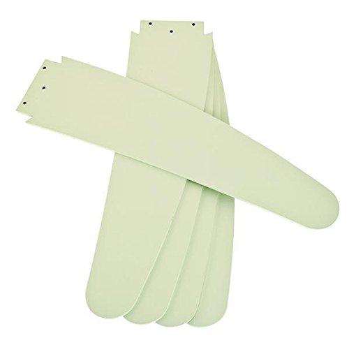 Westinghouse Lighting Bendan/ 132 cm, 5 Flügel, Leuchte und Fernbedienung inklusive, weiß 7214040 -