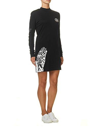 Cheap Monday Damen Kleid schwarz schwarz Einheitsgröße Black