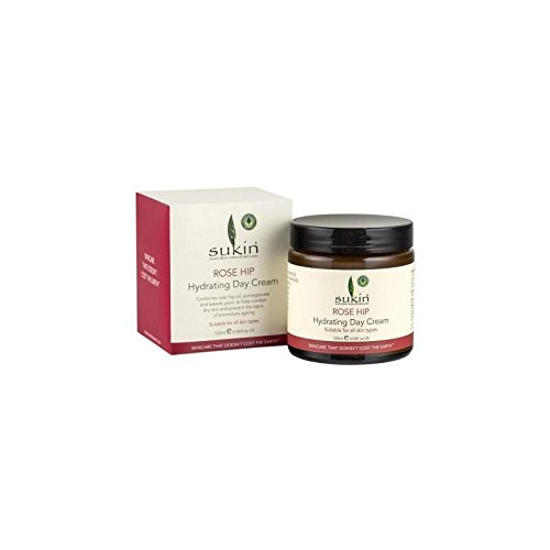 Hip Rose Day Cream Hydratant (120ml de) (Pack de 2)