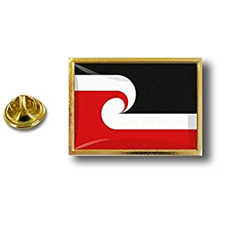 Akacha pins pin's Flag National Badge Metal Lapel Backpack hat Button Vest Maori
