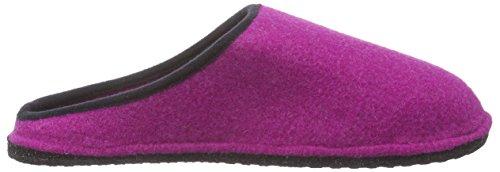 Kitz-Pichler Franzi, Pantofole non imbottite Unisex – adulto Rosa (Pink (pink 55))