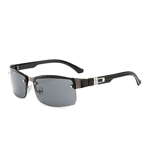 Sunxwen-cs Fahrradbrille gestreift, Granulat am Bein, Radfahren, Fahrer, Sonnenschutz, Winddichte Sonnenbrille, Angeln, Radfahren, Outdoor-Sportbrille, Schwarz, Free Size