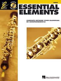 Essential Elements (NL) - Oboe - BOOK+2CD