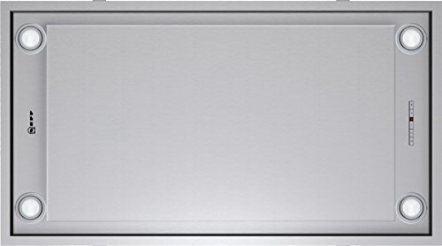 Neff IDC9968N (I99C68N1) / Deckenlüfter / 90cm / Edelstahl / Wahlweise Abluft- oder Umluftbetrieb