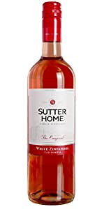 Sutter Home White Zinfandel - 750ml
