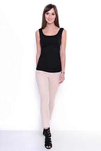 Sommer Shirt in 4 Farben Gr. XS S M L XL 2XL 3XL 4XL, 8200 Schwarz