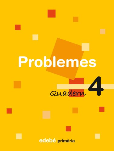 Quadern 4 Problemes - 9788423690114
