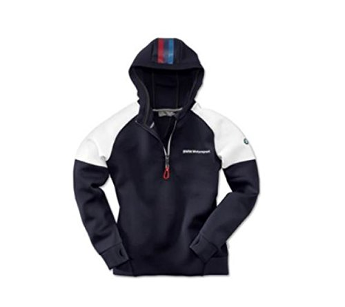 Original BMW Motorsport Hoodie für Damen Größe M
