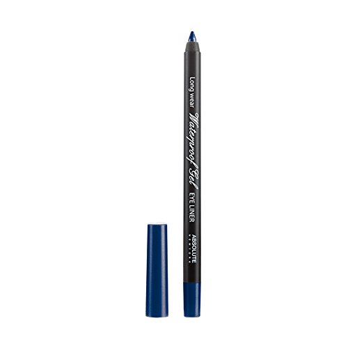 Absolute New York Waterproof Gel Eye Liner - navy, 1 Stück (Eye Liner-navy)