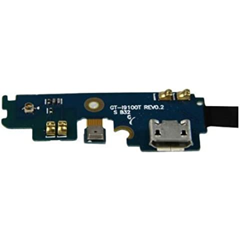 Goliton Dock Connector carica porta Flex Cable Replacement per Samsung Galaxy S2 i9100