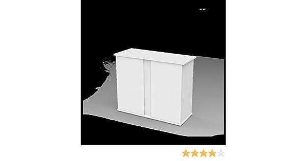 CIANO Aquarium Emotions Pro Meuble pour Aquariophilie Blanc 100  Amazon.fr   Animalerie f3dfbb69105