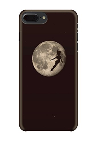 PETER PAN & TINKERBELL PRINCESS DISNEY CLASSIC Full 3D effect Phone case cover shell for apple Iphone and Samsung- IPHONE 8 PLUS - 2