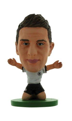Soccerstarz - 400379 - Figurine Sport - Miroslav Klose Dans Sa Tenue D'équipe D'allemagne À Domicile