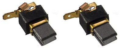 Black & Decker Kit 2x Bürsten Kohle Bohrhammer AST11kd960kd990KD650