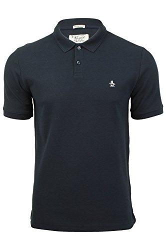 mens-polo-t-shirt-by-original-penguin-winston-short-sleeved-dark-sapphire-xxl