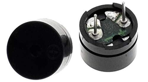 Tecnostore Alarmanlage 5 V Buzzer Schornstein mit Oszillator, integrierte 2 GHz - Integrierte Schornstein