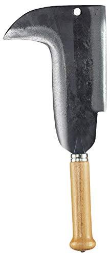 leborgne 263210Gertel 2Spitzen 22cm mit Holzgriff
