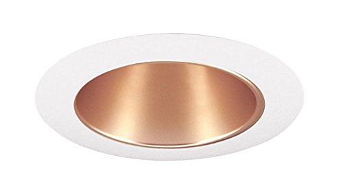 Juno Lighting 17WHZ-WH 4-Inch Recessed Trim, Wheat Haze with White Trim by Juno Lighting -