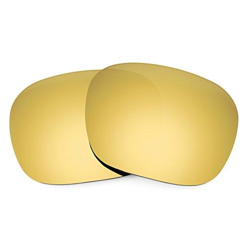 Revant Ersatzlinsen für Spy Optic Balboa Polarisierung Elite Gold MirrorShield®