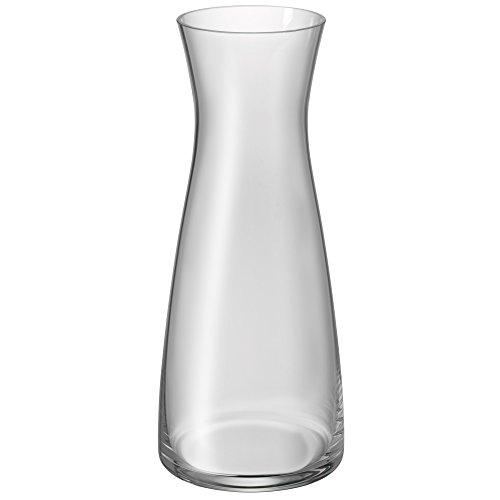 WMF Basic Ersatzkaraffe, 0,75 l, Wasserkaraffe Karaffe, Glaskaraffe ohne Deckel, Glas Handwäsche