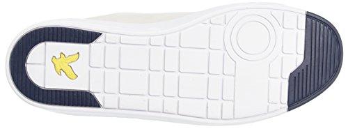 Lyle & Scott Burchill, Sneaker Uomo Blanc Cassé (blanc Cassé)