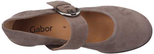 Gabor Shoes 35.458.13 Damen Pumps Grau/Fumo