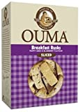 Ouma Sliced Breakfast Rusks Poppyseed and Blueberry Flavour 450g