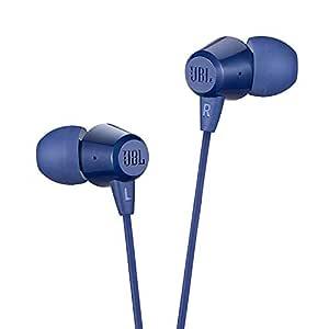 Jbl C50hi In Ear Headphones With Mic Amazon In Electronics