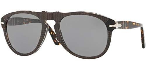 Ray-Ban Herren 0PO0649 Sonnenbrille, Braun (P. Galles Grey), 54.0