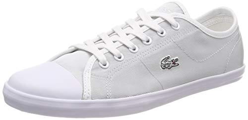 Lacoste Ziane Sneaker 119 3 Cfa, Donna, Grigio (Lt Gry/Wht 2q5), 38 EU