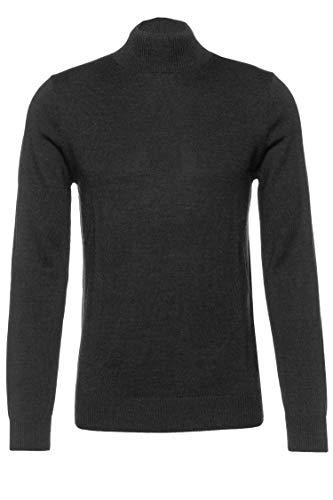 drykorn pullover herren Drykorn Rollkragen-Pullover Watson für Herren Schwarz L