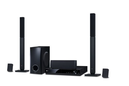 LG-DH4430P-51-Channel-330-W-DVD-Home-Cinema-System-Black