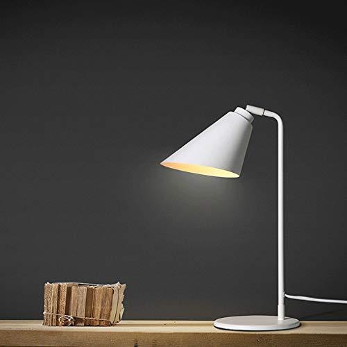 Xiao Yun ☞ * Moderne minimalistische LED energiesparende Tischlampe Nordic Verstellbarer Schreibtisch Studie Student Eye Lernen Lesen Schreibtischlampe 47 cm ☜
