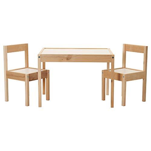 IKEA LATT Conjunto mesa niños 2 sillas