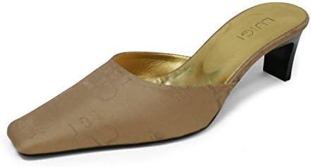Luigi Luigi diseño de zapatillas, Color Beige