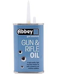 Abbey Gun And rifle Oil Lubricant Shotgun Airgun Air Pistol Lube 125ml Dropper